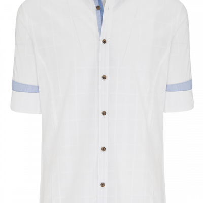 Fashion 4 Men - Tristan Check Shirt