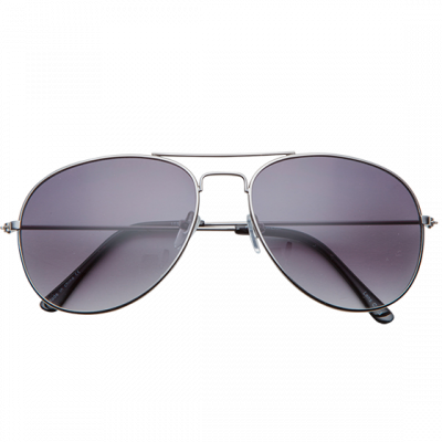 Fashion 4 Men - 1029 Sm Aviator Sunglasses Gnmtl