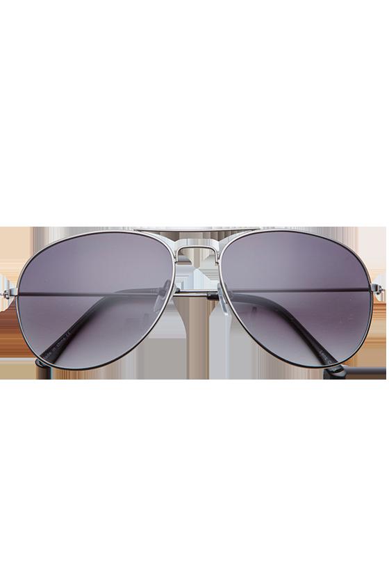 Fashion 4 Men - 1029 Sm Aviator Sunglasses Gnmtl