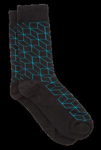 Fashion 4 Men - Geo Design Sock