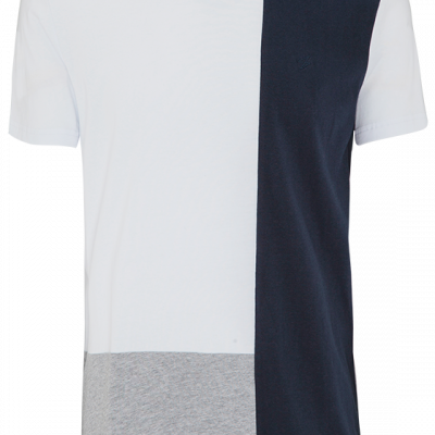 Fashion 4 Men - Glaze Colour Block Tee
