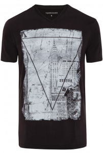 Fashion 4 Men - Empire State Print Tee