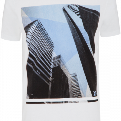 Fashion 4 Men - Metro Print Tee