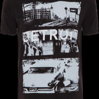 Fashion 4 Men - Motor City Print Tee