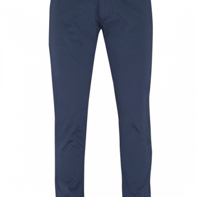 Fashion 4 Men - Darval Chinos - Dark Denim Blue