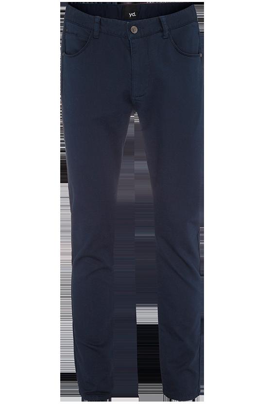 Fashion 4 Men - Nicol Chino Pant - Petrol