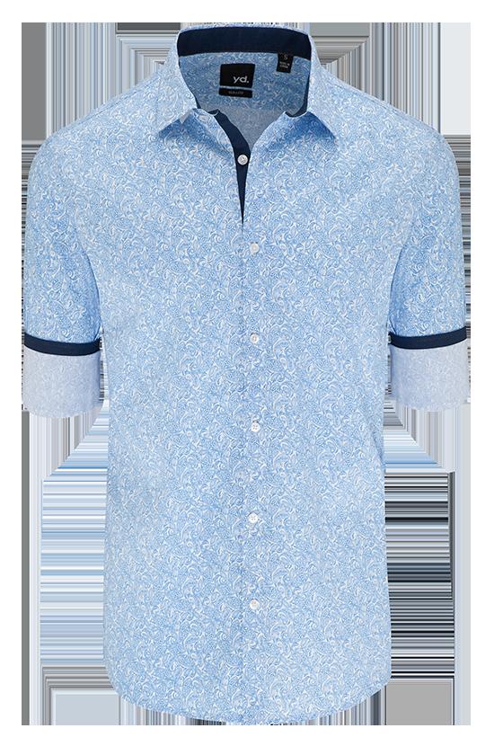 Fashion 4 Men - Parras Slim Fit Shirt