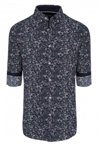 Fashion 4 Men - Hayden Paisley Print Shirt