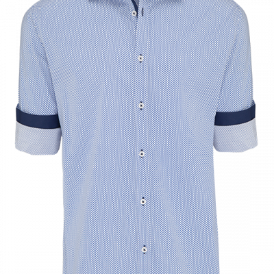 Fashion 4 Men - Jones Stretch Print Shirt