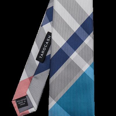 Fashion 4 Men - Large Check Tie
