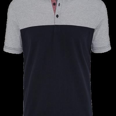 Fashion 4 Men - Nathan Spliced Polo