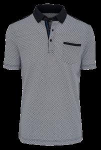 Fashion 4 Men - Reynold Printed Polo