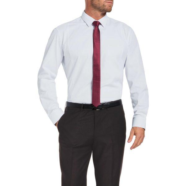 Fashion 4 Men - Tarocash Bounty Dress Shirt White L