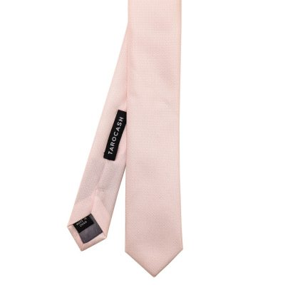 Fashion 4 Men - Tarocash Essential Tie Pink 1