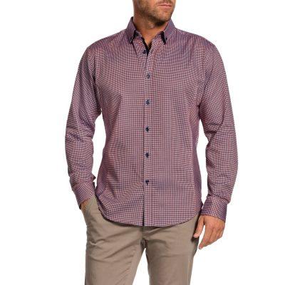 Fashion 4 Men - Tarocash Hitchcock Jubilee Shirt Brick L