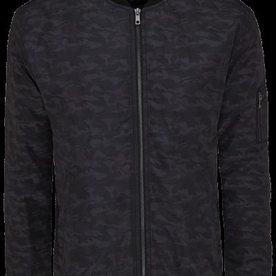 Fashion 4 Men - Camo Bomber Jacket