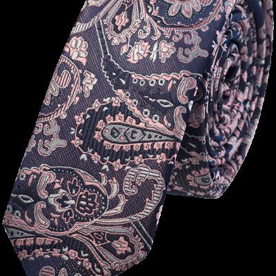 Fashion 4 Men - Paisley 5Cm Tie