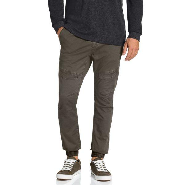 Fashion 4 Men - Tarocash Axel Cuffed Pocket Pant Khaki 35