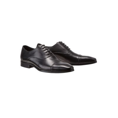Fashion 4 Men - Tarocash Bedford Lace Up Shoe Black 7