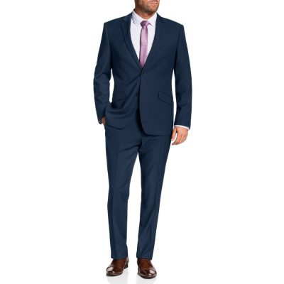 Fashion 4 Men - Tarocash Bilston 2 Button Suit Royal 34