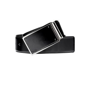 Fashion 4 Men - Tarocash Blade Reversible Belt Black Black 36