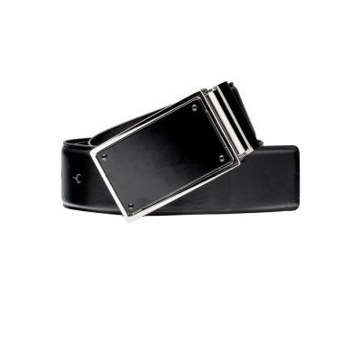 Fashion 4 Men - Tarocash Blade Reversible Belt Black Black 38