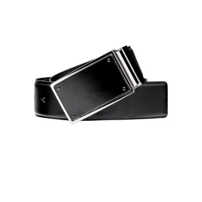 Fashion 4 Men - Tarocash Blade Reversible Belt Black Black 40