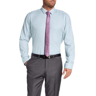 Fashion 4 Men - Tarocash Capstone Dress Shirt Sky Xxl