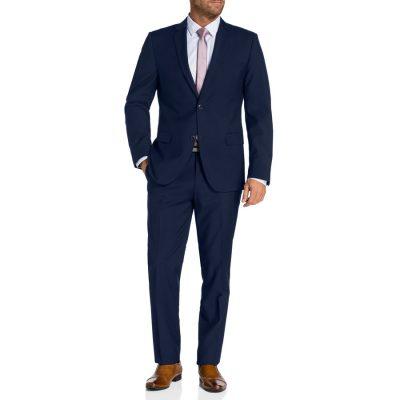Fashion 4 Men - Tarocash Chase 2 Button Suit Blue 50