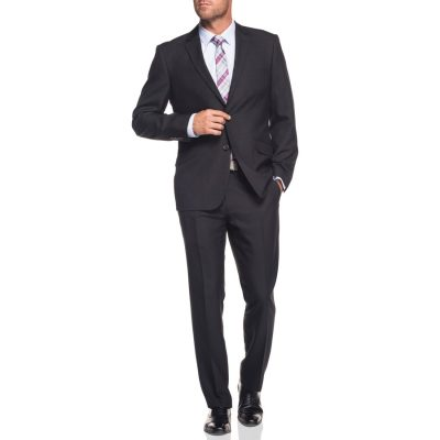 Fashion 4 Men - Tarocash Clayton 2 Button Suit Charcoal 36