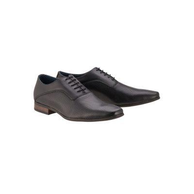 Fashion 4 Men - Tarocash Fox Dress Shoe Black 8