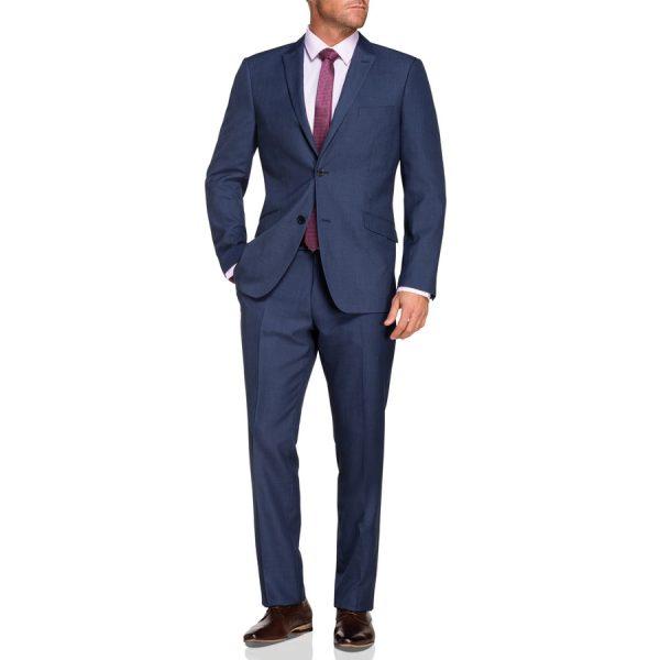 Fashion 4 Men - Tarocash Garrick 2 Button Suit Blue 34