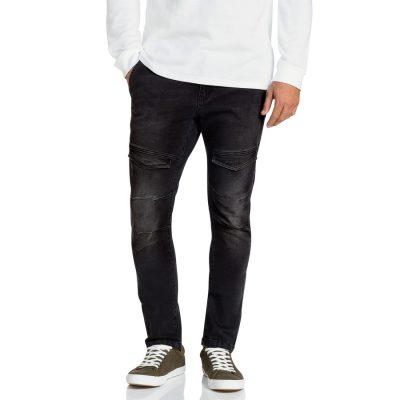 Fashion 4 Men - Tarocash Hamilton Pocket Jean Black 36