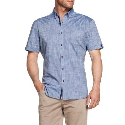 Fashion 4 Men - Tarocash Harvey Shirt Denim M