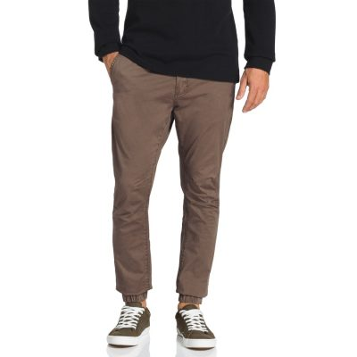 Fashion 4 Men - Tarocash Iggy Cuffed Pant Mustard 36