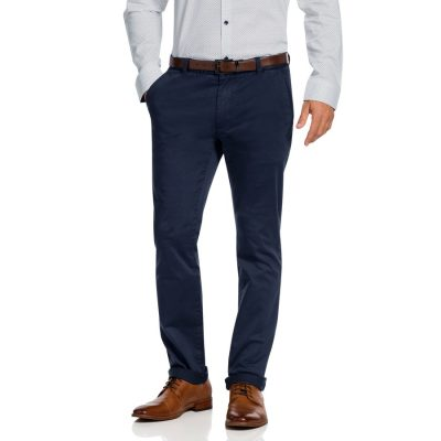 Fashion 4 Men - Tarocash Jerry Stretch Pant Blue 32