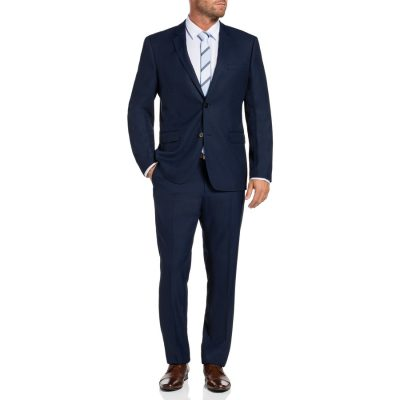 Fashion 4 Men - Tarocash Kingston 2 Button Suit Navy 42