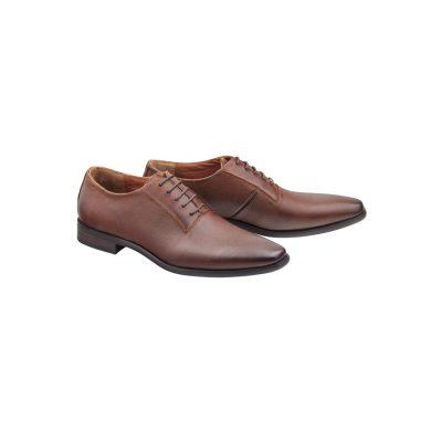 Fashion 4 Men - Tarocash Marvel Lace Up Shoe Tan 8