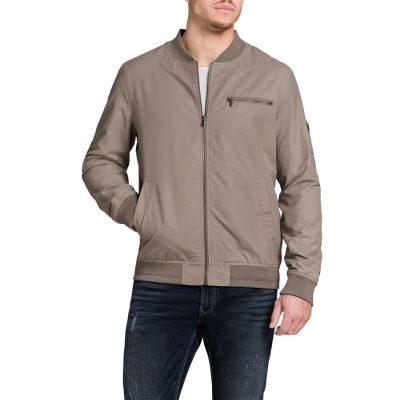 Fashion 4 Men - Tarocash Maverick Bomber Jacket Sand Xl