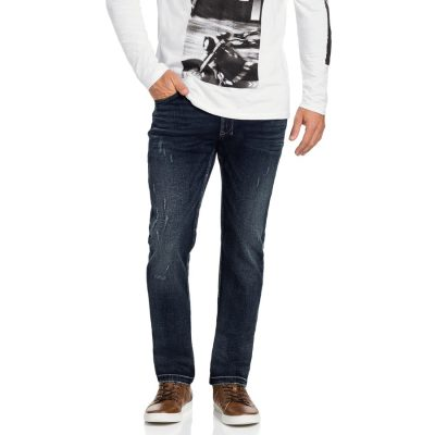 Fashion 4 Men - Tarocash Portman Stretch Jean Indigo 32