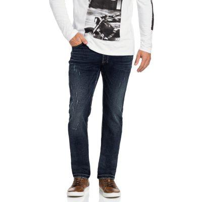 Fashion 4 Men - Tarocash Portman Stretch Jean Indigo 40