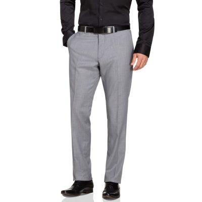 Fashion 4 Men - Tarocash Ramsey Stretch Pant Silver 42