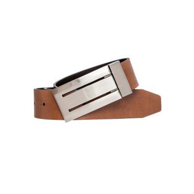 Fashion 4 Men - Tarocash Rico Reversible Belt Tan/Black 36