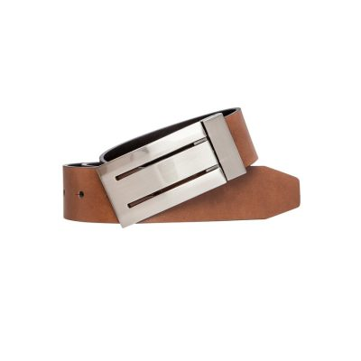 Fashion 4 Men - Tarocash Rico Reversible Belt Tan/Black 46