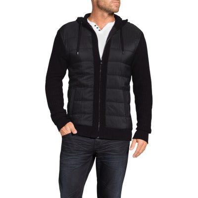 Fashion 4 Men - Tarocash Salem Knit Jacket Black M