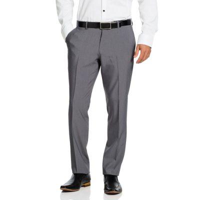 Fashion 4 Men - Tarocash Shelby Stretch Pant Pewter 38