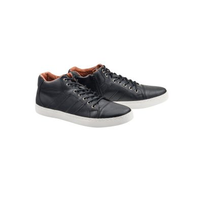 Fashion 4 Men - Tarocash Vincent High Top Shoe Black 10