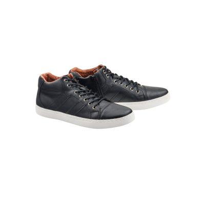 Fashion 4 Men - Tarocash Vincent High Top Shoe Black 8