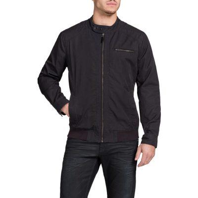 Fashion 4 Men - Tarocash Viper Bomber Jacket Black M