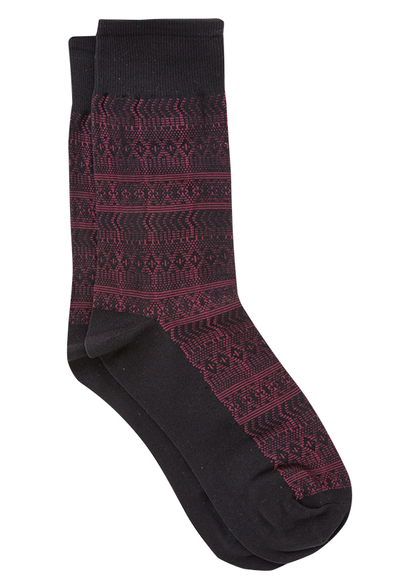 Fashion 4 Men - Aztec Design Sock